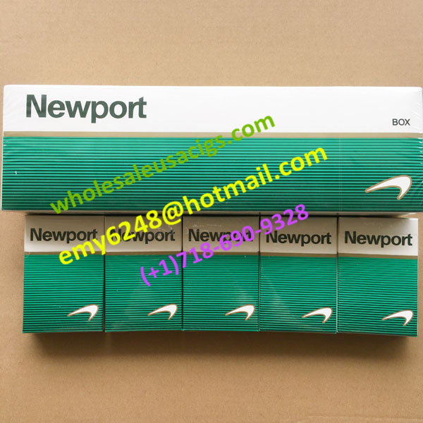 Menthol Cigarettes Newport Regular 20 Cartons Clearance Sale